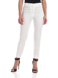 Max Mara Weekend - Alibi trousers in white