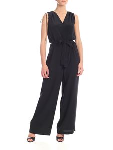 Max Mara Studio - Clava jumpsuit in black