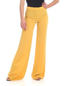 Max Mara Studio - Baiardo trousers in ocher yellow