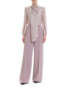 Max Mara Studio - Leonida jumpsuit in antique pink