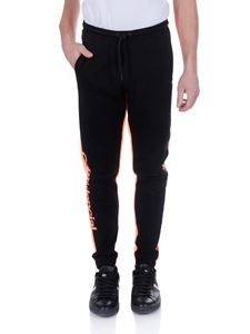 Marcelo Burlon - Confidential Sign sweat pants in black