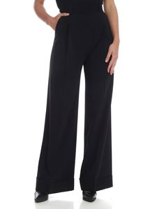 See by Chloé - Palazzo trousers in black