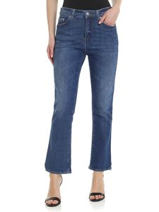 Department 5 - Clar bootcut jeans in blue