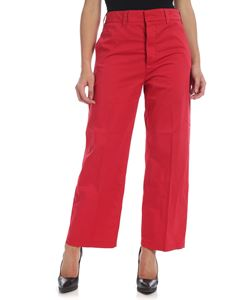 Department 5 - Pantalone Due rosso