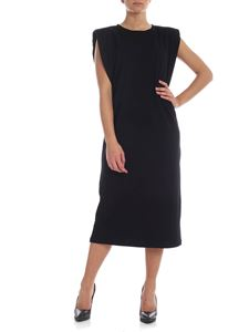 Weili Zheng - Black oversize dress
