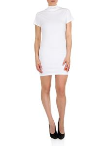 Heron Preston - CTNMS dress in white