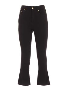 Department 5 - Clar bootcut jeans in black
