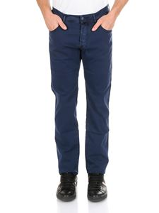 Jacob Cohën - 5-pockets jeans in blue