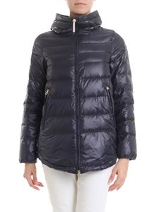 Woolrich - Clarion down jacket in dark blue