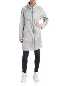Woolrich - Dauphine parka in ice grey