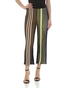 Kenzo - Ribbed multicolored trousers