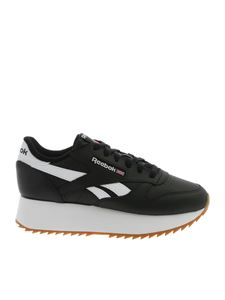 Reebok - Cl Clthr sneakers in black
