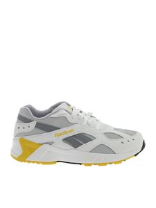 Reebok - Aztrek sneakers in grey and white