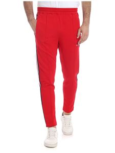 LES (ART)ISTS - Pants in red with side stripes