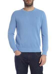 POLO Ralph Lauren - Pullover in light blue with logo