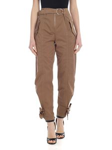 Pinko - Pantalone Preston marrone