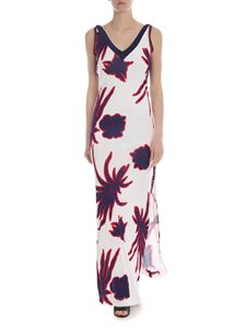 Pinko - Assolto dress in white with floral print