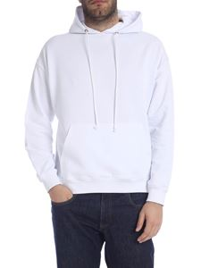 LES (ART)ISTS - White hoodie with contrasting print