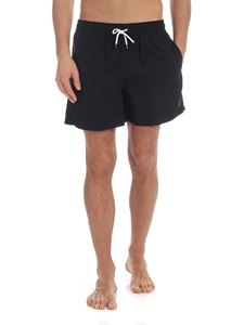 POLO Ralph Lauren - Traveler swimsuit in black