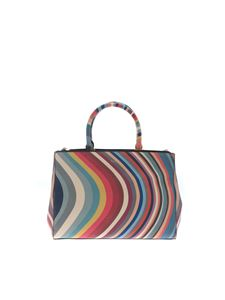 Paul Smith - Swirl Tote multicolor handbag