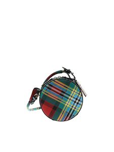 Vivienne Westwood Anglomania - Shuka multicolor shoulder bag