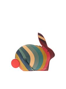 Paul Smith - Rabbit multicolor shoulder bag