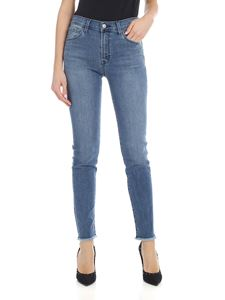 J Brand - Photo Ready HD Ruby jeans 30 in blue