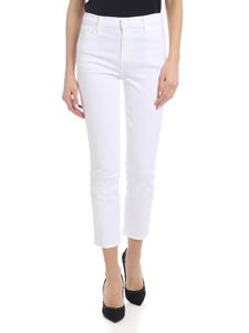 J Brand - Ruby jeans in white