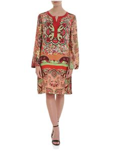 Etro - Traditional floral prints dress