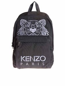 Kenzo - Tiger backpack in black