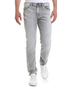 Diesel - Shaded-effect jeans in gray