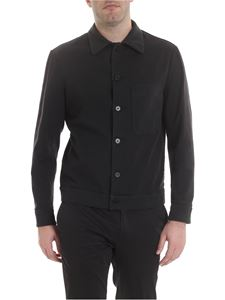 Barena - Camoma Sagia shirt in black