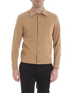 Barena - Camoma shirt in camel color