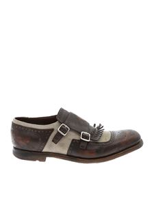 Church's - Shangai shoes in brown and beige