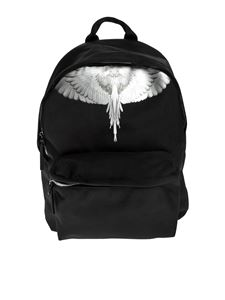 Marcelo Burlon - Wings backpack in black
