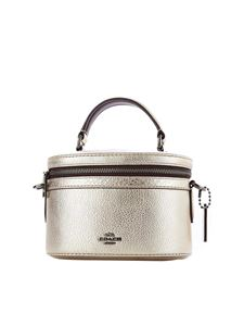 Coach - Selena Trail bag in golden leather