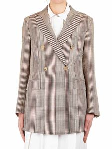 Golden Goose Deluxe Brand - Valerie jacket with check pattern