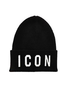 Dsquared2 - Icon beanie in black