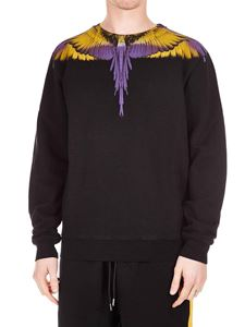 Marcelo Burlon - Wings sweatshirt in black