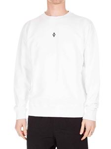Marcelo Burlon - Heart Wings sweatshirt in white
