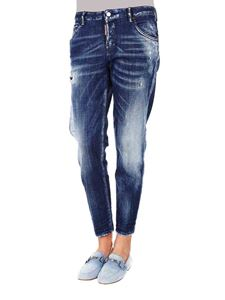 Dsquared2 - Jeans Hockney in blue
