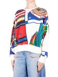 POLO Ralph Lauren - Printed oversized sweatshirt