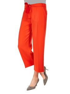 Pinko - Ciro pants in red