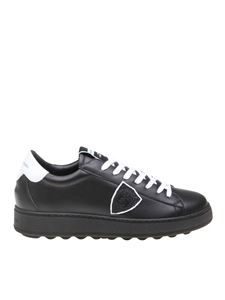 Philippe Model - Madeleine sneakers in black leather