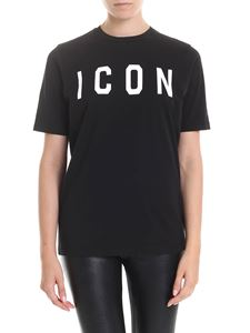 Dsquared2 - ICON t-shirt in black