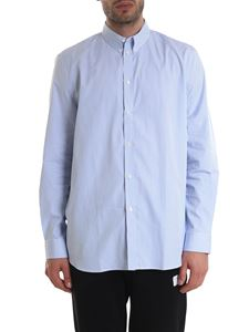 Givenchy - Atelier Givenchy shirt in light blue and white
