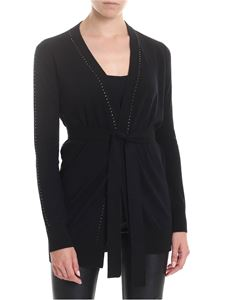 Max Mara - Calia cardigan in black