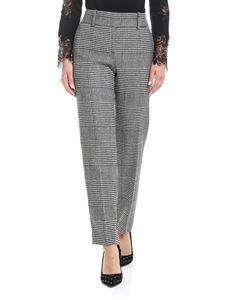 Ermanno Scervino - Prince of Wales trousers in black and white