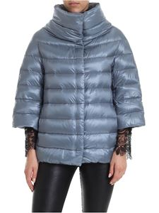 Herno - Aminta Iconic down jacket in light blue