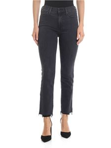 Mother - The Rascal Anke jeans in delavé black